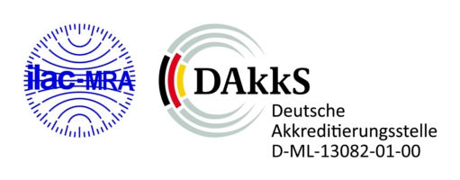 DakkS - Deutsche Akkreditierungsstelle - D-ML-13084-01-00